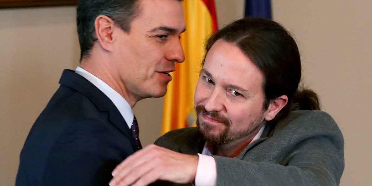 Navajazos en el Gobierno PSOE-Podemos: bronca de Iglesias a Sánchez por dejarle fuera del equipo gestor de fondos del Covid