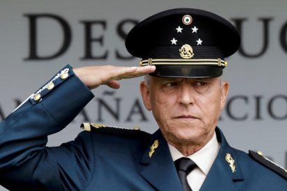 EEUU devuelve a México al exsecretario de la Defensa Salvador Cienfuegos, tras desestimar la Corte los cargos