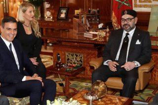 Sánchez regala 384 coches-patrulla a Marruecos mientras los de Policía y Guardia Civil se caen a pedazos