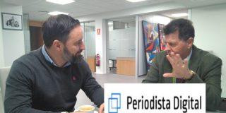 Los '5 minutos de oro' de Santiago Abascal, presidente de VOX