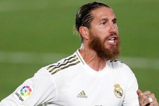 Zidane no convoca a Sergio Ramos para el partido contra el Osasuna