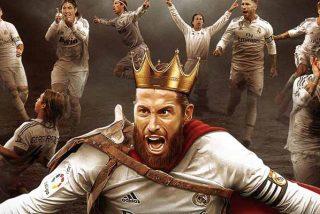 El Real Madrid celebra el gol 100 de Sergio Ramos, pero sigue sin renovarlo y en dos meses queda libre
