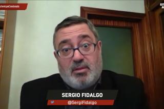 """El Minuto de Oro de Sergi Fidalgo: """"El código ético de Podemos es lo que le salga de los testículos a Iglesias"""""""