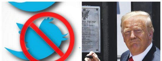 Twitter se vuelca con Biden censurando un tuit de Trump donde denunciaba el robo de las elecciones