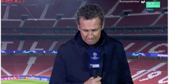 """Valdano, siempre tan elocuente, se queda sin palabras por Maradona: """"Llora hasta la pelota"""""""