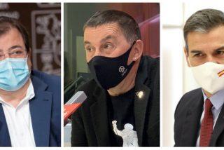 Fernández Vara (PSOE) critica de boquilla que Sánchez se apoye en Bildu para sacar los PGE