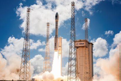 El satélite español 'Ingenio', perdido en el espacio por un fallo en el cohete