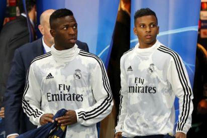 Real Madrid: la 'conexión brasileña' Vinicius-Rodrigo tumba al Inter y abre el camino en Champions