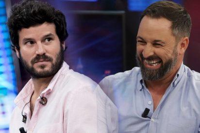 Santiago Abascal aplaude la nueva canción contra los poderosos de Willy Bárcenas y Taburete