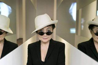 Yoko Ono, 87 años, viuda de John Lennon y mal de salud, cede sus millonarios negocios a su hijo Sean