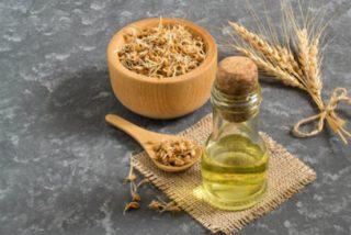 ¿Qué propiedades tiene el aceite de germen de trigo?
