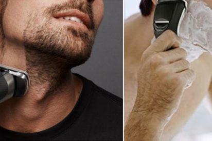 Ventajas e inconvenientes del afeitado seco frente al húmedo