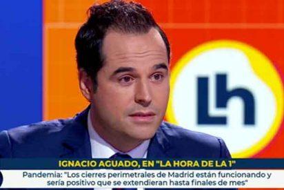 El bochorno de Aguado es infinito: hace oposición a Díaz Ayuso para satisfacer a TVE