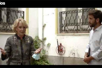 "Seguidores de laSexta insultan a Esperanza Aguirre por su plantón a 'Salvados': ""¡Rata! ¡Zorra!"""
