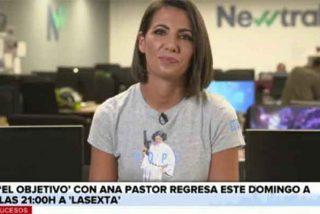 El digital del tándem Dina-Iglesias acusa a Ana Pastor de pagar 300 € a los becarios facturando 4 millones
