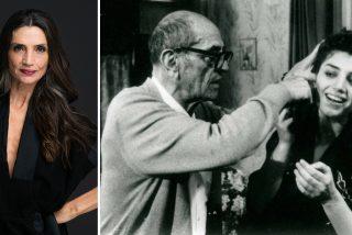 """Entrevista a Ángela Molina: """"A Luis Buñuel le quise realmente con el corazón"""""""