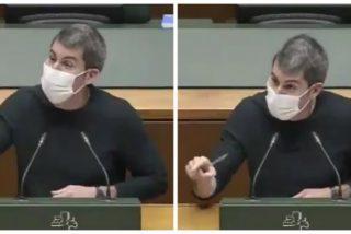 """Bildu pasa a Sánchez la factura por apoyar los PGE: """"Vamos a Madrid a tumbar el régimen"""""""