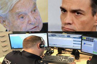 La caza de brujas del CNI para encubrir las fechorías y mentiras del Gobierno