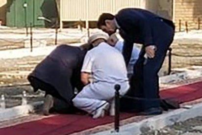 Terroristas atacan un acto con diplomáticos europeos en Arabia Saudita