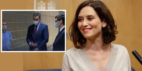 Los datos de Madrid que 'revientan' al Gobierno: Ayuso deja en evidencia a Sánchez, Illa y Simón