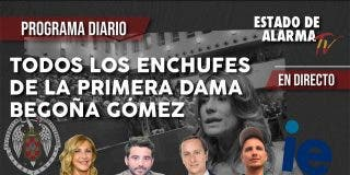 TERTULIA / Todos los enchufes de la primera dama Begoña Gómez