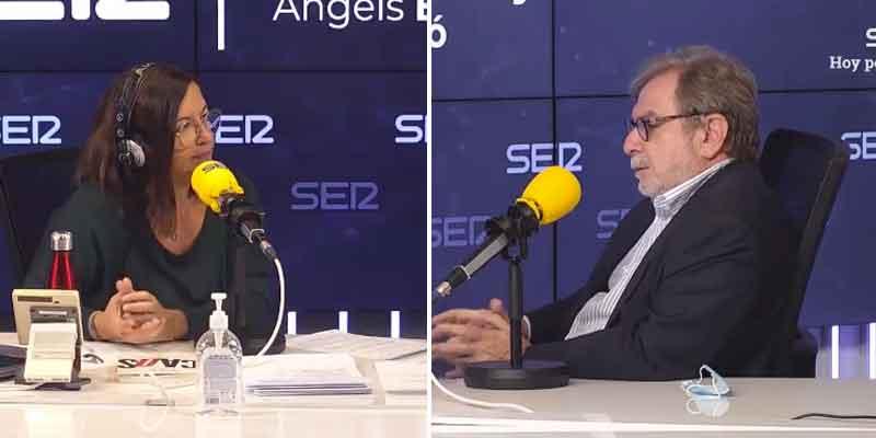 """Cebrián 'regresa' a la SER y pone firme a Àngels Barceló: """"El Gobierno no puede censurar ni las mentiras"""""""