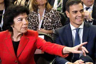 El socialista Carmona desafía públicamente a Sánchez y Celaá recogiendo firmas en defensa del español