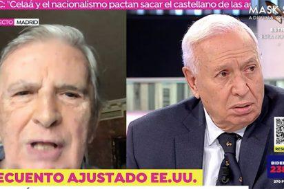 """Centeno se engancha con Margallo: """"¡Es infame! ¡Defiende a Biden y a los socialcomunistas!"""""""
