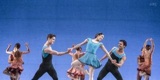 Tres lenguajes para la danza con la CND