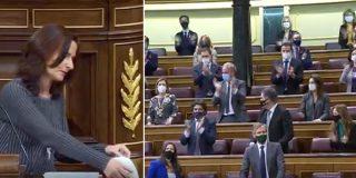 """La oposición grita indignada y unánime en el Congreso contra Celaá: """"¡Libertad!"""""""