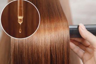aceite de ricino para el crecimiento del cabello
