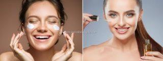 ¿Crema hidratante o aceite facial?