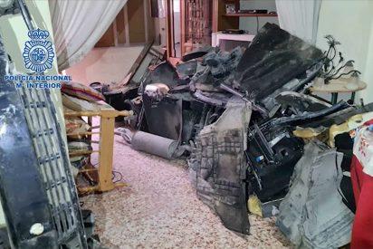 La Policía resuelve el asesinato de 'El Rosao' al hallar su coche emparedado en la casa de sus verdugos