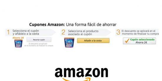 Ahorra más con los cupones Amazon