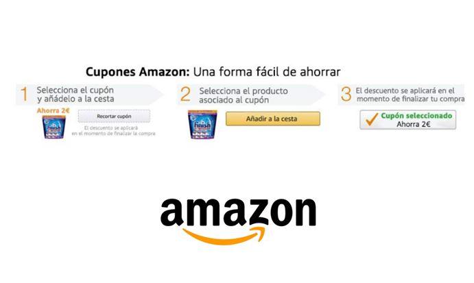 cupones de Amazon para ahorrar