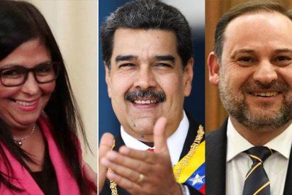 """Vergüenza nacional. """"En España manda Delcy"""", dijo Nicolás Maduro. ¡Y tiene razón!"""