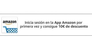 Gana 10 € con la app de Amazon