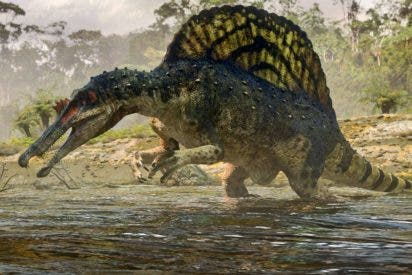 Una revolucionaria investigación plantea que los dinosaurios cruzaron el océano