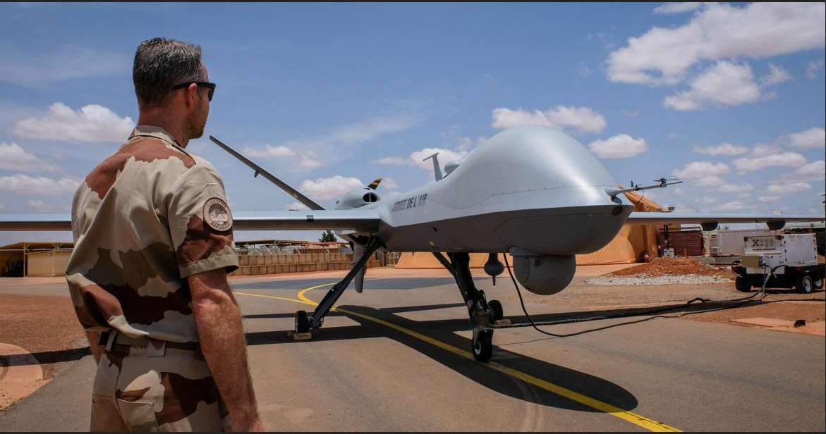 EEUU venderá drones MQ-9 Reaper a Taiwán para defenderse de China