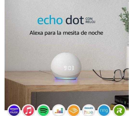 """""""Nuevo Echo Dot (4.ª generación) -Regalos de Navidad para adolescentes"""