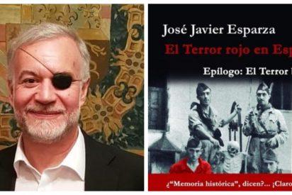 """José Javier Esparza: """"El PSOE dejó a sus milicias asesinando en la retaguardia y allí fue donde perdió la Guerra Civil"""""""