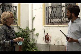 Esperanza Aguirre se va del plató en una indecente entrevista de laSexta