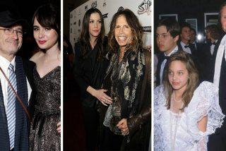 Disputas de película entre padres e hijos del glamuroso universo de Hollywood