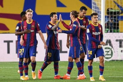Un FC Barcelona en 'mínimos' buscará la clasificación en Kiev