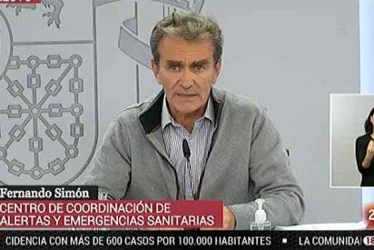 Terrible: TVE juega con la idea de que Fernando Simón presentará sus campanadas de final de año