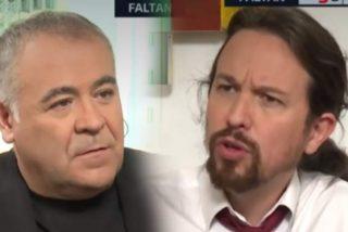 El vídeo de Pablo Iglesias mintiendo como un bellaco a la cara de Ferreras y sus electores