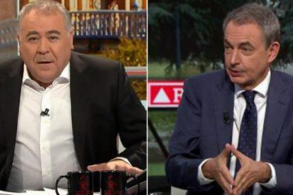 Ferreras revela lo que Zapatero le advirtió sobre el coronavirus en marzo