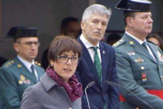 La denuncia de VOX que podrá expulsar a María Gámez de la Guardia Civil por pedir el voto para el PSOE