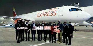 Iberia Express comienza a operar en el nuevo aeropuerto Berlin-Brandenburg Willy Brandt