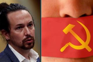 Una denuncia particular contra Pablo Iglesias frena la 'ley mordaza comunista'
